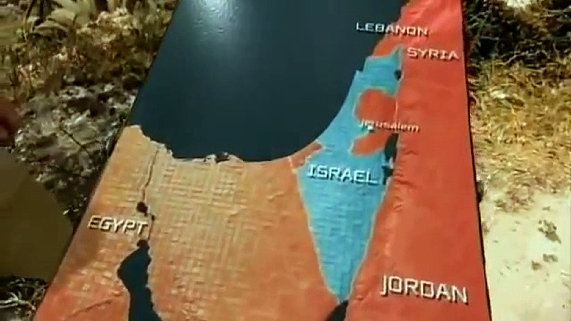 Israel started it all war - BBC War Documentary 2015 HD - Third World War