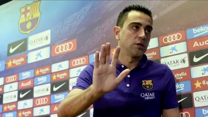 Los 10 mejores momentos de Xavi Hernández en el Barça
