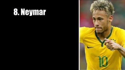 Neymar, entre las peores estatuas de cera