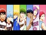 descargar anime de baloncesto (Kuroko no basket, Buzzer Beater, Dear Boy y Slam Dunk)