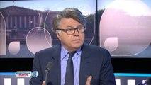 """Collard : """"Florian Philippot occupe un territoire médiatique que d'autres pourraient occuper"""""""