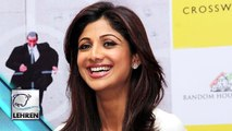 Shilpa Shetty Turns Author With THE GREAT INDIAN DIET