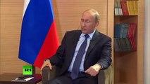 Russia Ukraine War Documentary Putin Interview 2014 Vladimir Putin