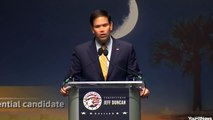 Marco Rubio to terrorists: WE WILL FIND YOU AND WE WILL KILL YOU, Freedom Summit South C