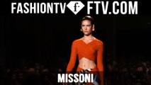 Missoni First Look at Missoni Spring 2016 Milan Fashion Week | FTV.com