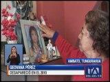 Geovanna Pérez desapareció hace cinco  años