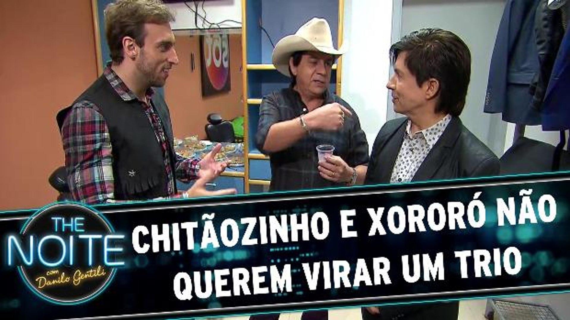 Caixinha de Sugestões: Chitãozinho e Xororó não querem virar um trio sertanejo