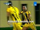 هدف المقاولون الأول (المقاولون العرب 1-0 الزمالك ) الدورى المصرى الممتاز