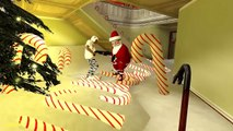 VanossGaming Gmod Sandbox Funny Moments Vanoss Santa Claus Tryouts , Early Christmas Speci
