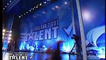 Hilarious, Amazing, Epic Kid Dance Duo From Thailands Got Talent