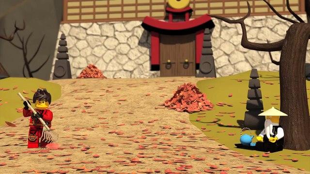 LEGO Ninjago Masters of Spinjitzu S00E01 Way of the Ninja