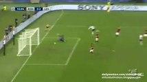 """Javier """"Chicharito"""" Hernández 2-2 GOAL - Roma v. Bayer Leverkusen 04.11.2015 HD"""