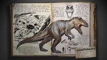 ARK: Survival Evolved - Giganotosaurus Spotlight Trailer | HD