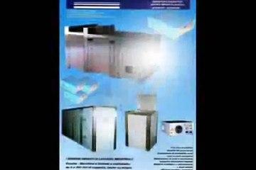 Lavatrici ultrasuoni serie VS 6000 Litri