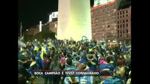 Boca Juniors volta a ganhar título argentino e consagra Tevez