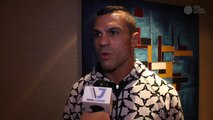 Vitor Belfort remains confident in his decisions despite continued TRT controversies