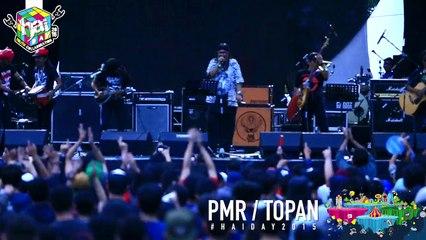 OM PMR (Orkes Moral Pengantar Minum Racun) - Topan Live at #HAIDay2015