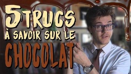 CHRIS : 5 Trucs à Savoir Sur le Chocolat