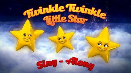 """""""Twinkle Twinkle Little Star"""" (Lets Sing-Along) - Nursery Rhymes"""