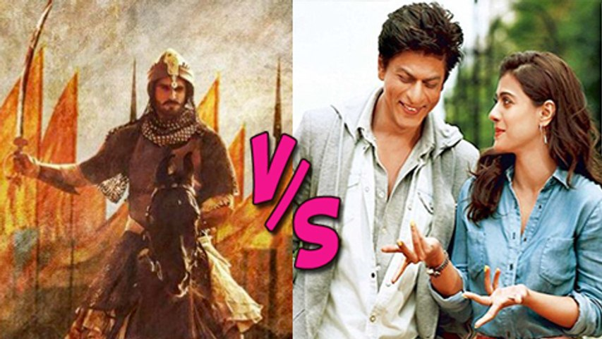 Ranveer Singh Reacts To Dilwale and Bajirao Mastani Box Office Clash