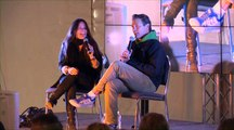 Holly Marie Combs and Brian Krause Melbourne 2013