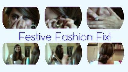 Festive Fashion Fix | Anusha Dandekar