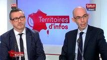 Invité : Didier Guillaume - Territoires d'infos