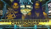monday night review 3 - wrestling- 2nd November 2015 - HD