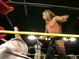 NWA World Tag Team Titles Match AJ Styles & Jerry Lynn vs Jimmy Yang & Jorge Estrada
