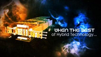 Le premier concept de moto Hybrid d'Hyten SA
