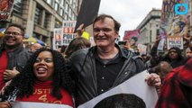 Tarantino Continues To Stand Where He Stands On Police