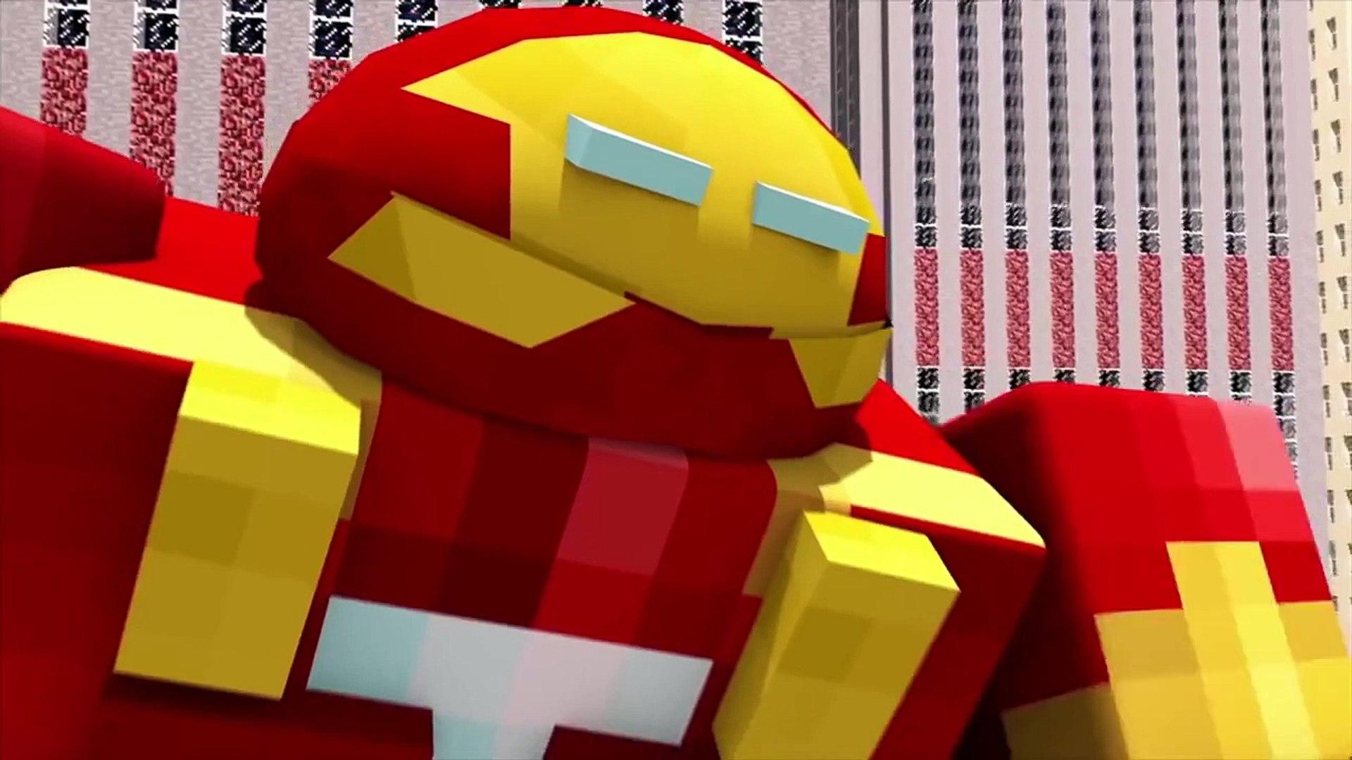 Tomorrowland - HISHE Features: Minute Minecraft Parodies