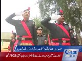 Punjab Prison staff training institute passing out parade