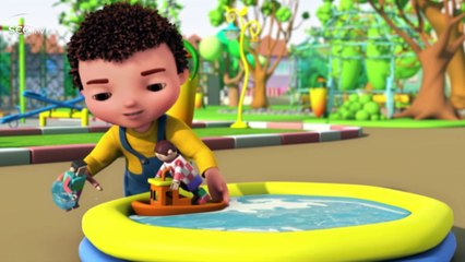JAN- Cartoon - Episode#28- Kids-  SEE TV
