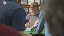 Kim Clijsters signe son premier livre officiel à la Foire du livre d'Anvers