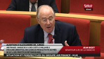 Audition d'Alexandre de Juniac, PDG d'Air France-KLM - Les matins du senat