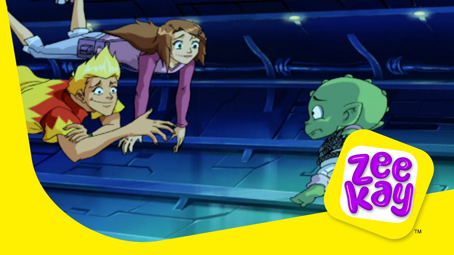 They Came From Outer Space (part two) | Episode 28 | Martin Mystery | Full Episodes | ZeeKay