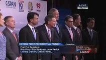 2016 Republican Presidential Debate GOP Voters First Forum FULL