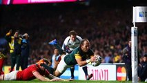 South Africa into Rugby World Cup semifinals with victory over Wales