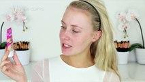 Covergirl Tutorial: DRAMATIC SMOKED EYELINER + SUPERSIZED LASHES! | Lauren Curtis