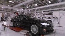 Visitez l'usine TESLA qui fabrique les voitures les plus rapides et luxueuses du moment