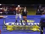 Angel Azteca Jr., Angel de Plata & Fabian El Gitano vs. Puma King, Skandalo & Tiger Kid (CMLL - 24.01.2010)
