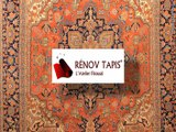 Rénov Tapis nettoie et répare vos tapis à Paris