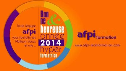 AFPI - Voeux2014