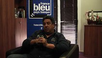 Coupe du monde de rugby : Serge Blanco sort de son silence au micro de Jacques Vendroux