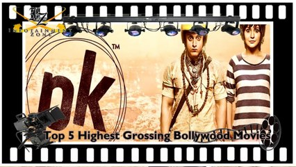 Top 5 Highest Grossing Bollywood Movies