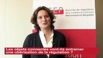 Anne-Sophie Bordry, Fondatrice du Think Tank Objets connectés - Revue stratégique (novembre 2015)