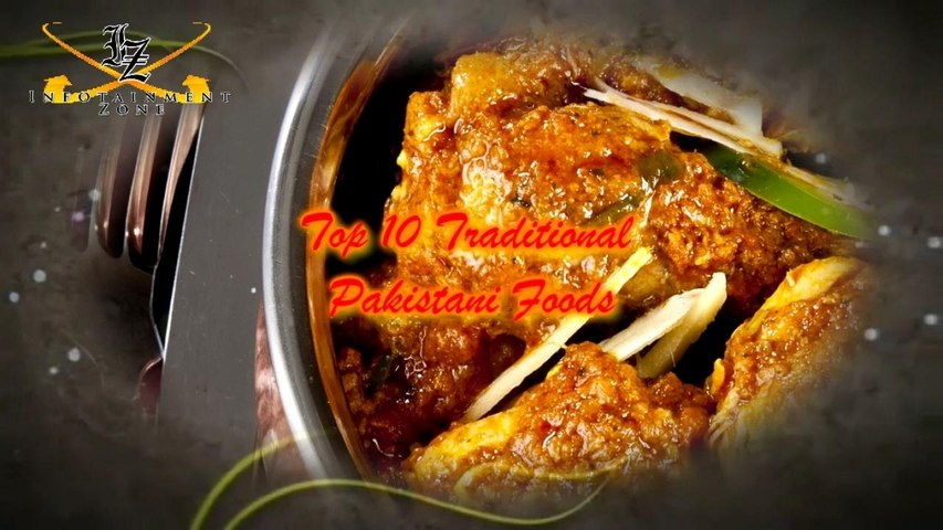 Top 10 Traditional Pakistani Dishes