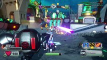 Plants vs. Zombies Garden Warfare 2 | Grass Effect Z7-Mech Gameplay