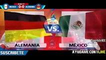 Mexico vs Alemania 2-1 GOLES RESUMEN Mundial Sub 17 2015